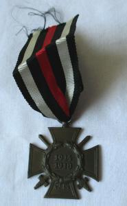 Ehrenkreuz für Frontkämpfer 1914-1918 am Band (117632)