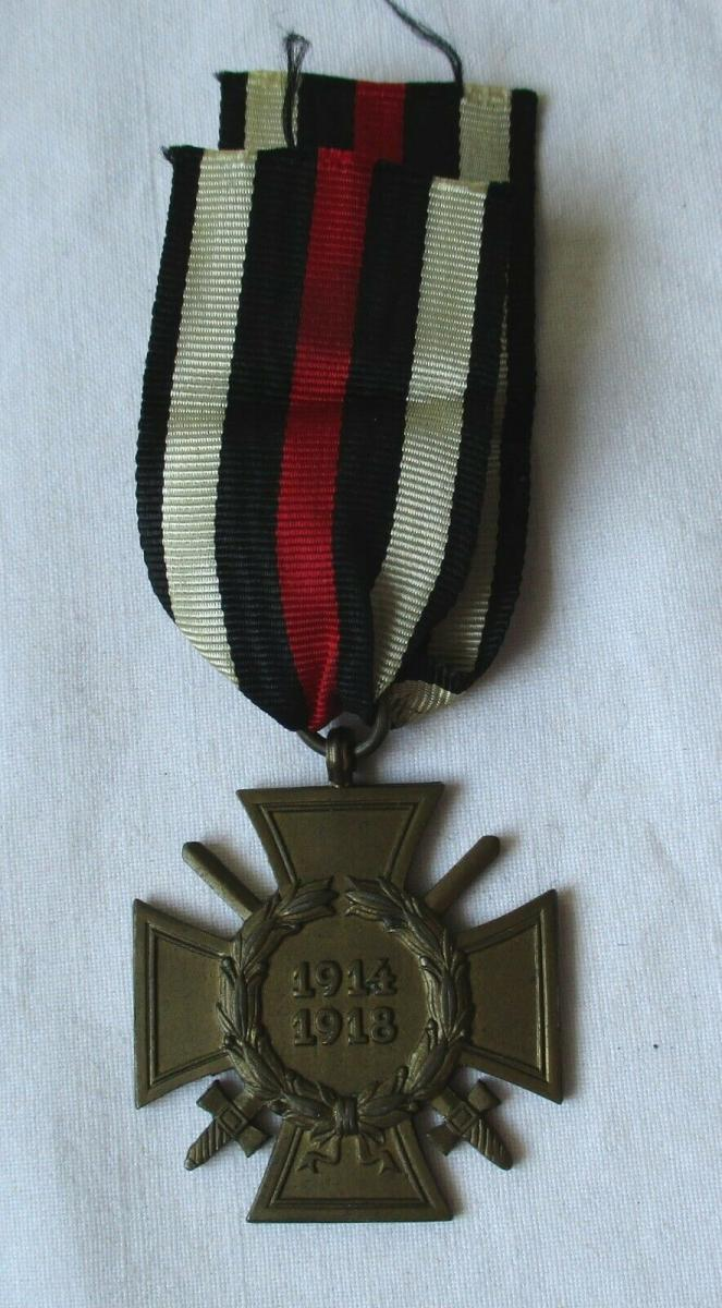 Ehrenkreuz für Frontkämpfer 1914-1918 am Band (113596) 0