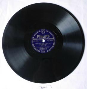 107511 Schellackplatte