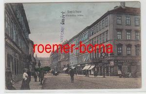83827 Ak Smíchov (Prag) Klnského Třida 1906