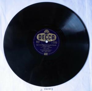 110789 Schellackplatte