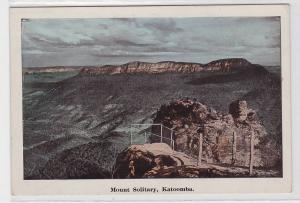 38740 Ak Katoomba Australien Mount Solitary 1914