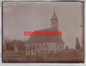 76694 Original Foto Kiebitz Kirche um 1930