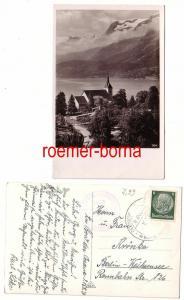 74347 Foto Ak Norwegen Im Hardangerfjord 1938