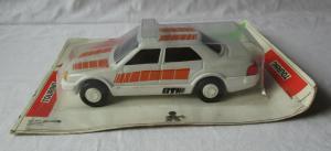 DDR Modellauto Spielzeug Plasticart Touring GTI 70er Auto OVP (125087)