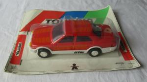 DDR Modellauto Spielzeug Plasticart Touring GTI 70er Auto OVP (122192)