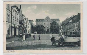 93495 Ak Deutsch Eylau Ilawa Markt mit Hotel Kronprinz 1934