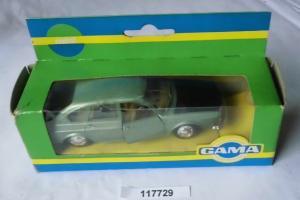 Gama Mini Modellauto 9491 VW 411 E im Originalkarton (117729)