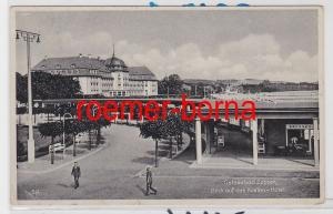 84944 Ak Ostseebad Zoppot (Sopot) Blick auf das Kasino-Hotel um 1920