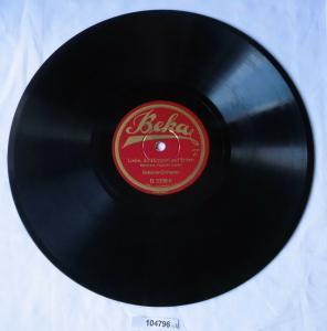 104796 Schellackplatte