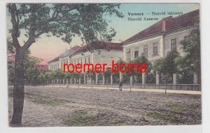 84402 Feldpost Ak Versecz Vršac Werschetz Honvéd Kaserne 1915