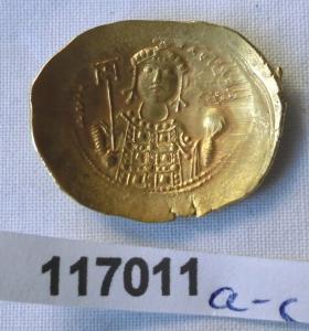 Münze AV Histamenon Nomisma MICHAEL VII DUCAS 1071-1078 n.Chr. Byzanz (117011)