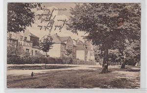 91837 Ak Deutsch Eylau Ilawa Parkstrasse 1928