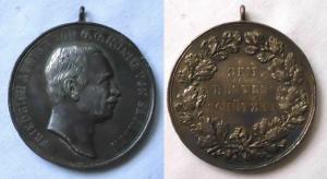Silber Medaille Sachsen