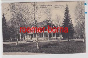 85531 Ak Gamlakarleby Kokkola Parkpaviljongen Puistopaviljonki 1926