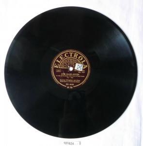 101624 Schellackplatte