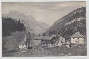56869 Ak Mooswacht am Hirschbühel mit dem Mühlsturzhorn um 1910