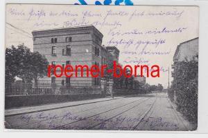 84478 Feldpost Ak Posen Trainkaserne 1918