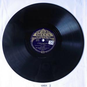 104530 Schellackplatte Polka