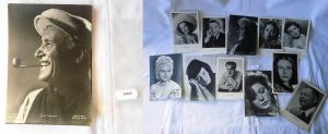 65559/11 Ak UFA Stars Schauspieler um 1940