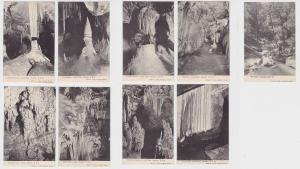 82913/9 Ak Jenolan N.S.W. Australien Höhlenansichten 1914
