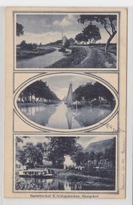 89052 Mehrbild Ak St.Pölten Niederösterreich Ortsansichten 1942
