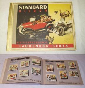 Standard Bilder: Lachendes Leben, Standard Cigarettenfabrik 1934 (Nr.1934)