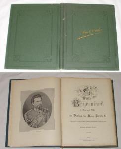 Musterbuch Unser Bayernland in Wort und Bild um 1900 (Nr.979)