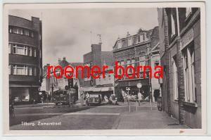 63357 Ak Tilburg Zomerstraat mit Geschäften um 1940
