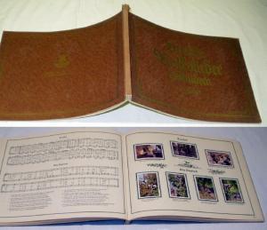 Deutsche Volkslieder in Bildern 3. Folge, Sammelbilderalbum 1935