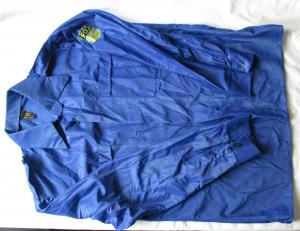 DDR FDJ Freie Deutsche Jugend Bluse Hemd Größe 39 L KULT (134031)
