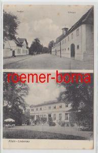 73504 Mehrbild Ak Klein-Liebenau Gasthof, Rittergut, Villa 1916