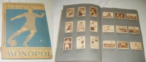 Sportphoto - Album, Cigaretten-Fabrik Monopol um 1930 (Nr.2118)