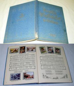 Deutsche Volkslieder in Bildern 2. Folge von 1934
