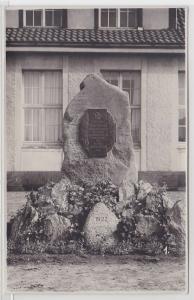 56829 Foto Ak Graudenz Kriegerdenkmal 1927