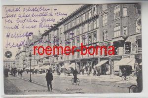73810 Ak Kopenhagen København Provins-Hotellet Vesterbrogade 1919