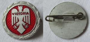 Altes Abzeichen Motorrad Victoria Werke Ehrennadel in Silber um 1950 (119336)