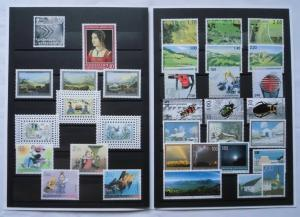 Liechtenstein Jahrgang 2007 postfrisch komplett (110962)