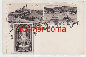 73254 Ak Gruss aus Maria Taferl um 1900