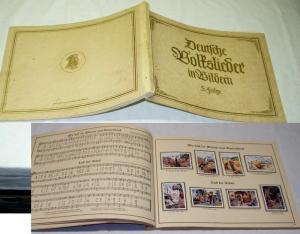 Deutsche Volkslieder in Bildern 5. Folge von 1940 (Nr.1868)