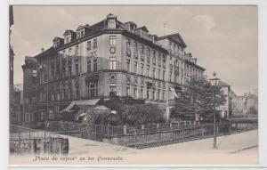88338 AK Leipzig - Place de repos
