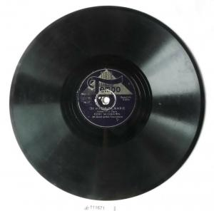 Schellackplatte Das ist nun mal mein Rhythmus Foxtrot u.a. um 1930 (111671)