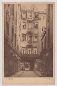 87455 AK Leipzig - Kochs Hof - Gas & Elektrische Beleuchtungskörper um 1925