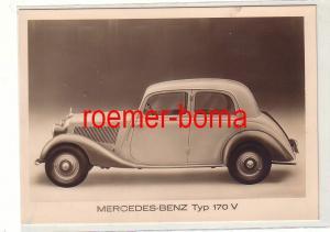 72630 Ak Mercedes Benz Typ 170 V um 1936
