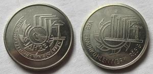 DDR Medaille VEB Braunkohlenwerk Regis (111732)