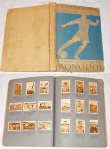 Sportphoto - Album, Cigaretten-Fabrik Monopoli um 1930 (Nr.2199)
