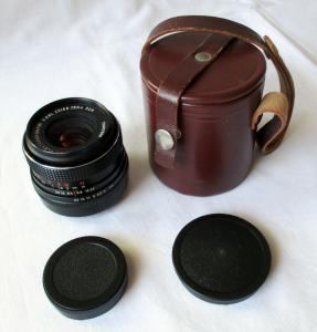Carl Zeiss Jena electric MC Flektogon 35mm F2.4 M42 Weitwinkel Objektiv (124620)