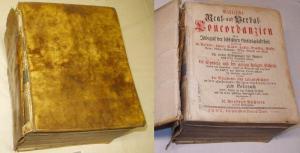 Biblische Real- und Verbal-Concordanzien 1750 (Nr.18772)