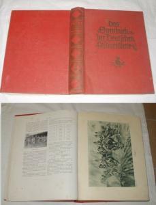 Das Ehrenbuch der Deutschen Feldartillerie um 1930