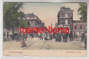 77225 Ak Gravenhage Boekhorst Straat um 1900